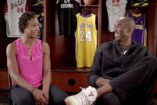 VIDEO: Kobe Bryant and Tamika Catchings reminisce about their time in Italy