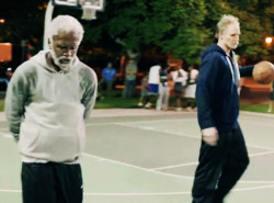 Uncle Drew and Wes knew they were gonna team up together in Cleveland