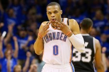 LOOK: Russell Westbrook really likes Taylor Swift's new single