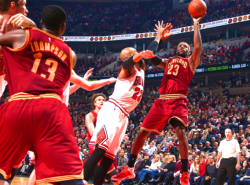 2015 NBA Playoffs Preview: #2 Cleveland Cavaliers vs #3 Chicago Bulls