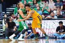 Can the Archers' arrows pierce the Tamaraws this time around? Or will FEU continue to stomp DLSU in Season 77?