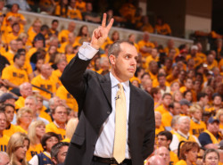 Pacers' Vogel, Thunder's Brooks named Coaches of the Month