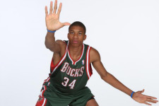 VIDEO: The Greek Freak gives a preview of the Slam Dunk Contest