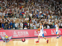 What should be the goal of Gilas Pilipinas in the 2014 FIBA World Cup?
