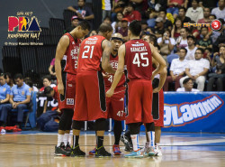 Brgy. Ginebra, Air 21 Face-off to Break Three-way Tie