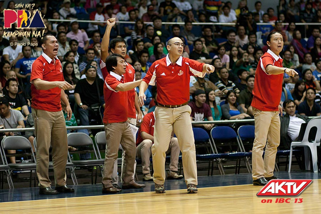 Awkward Alert! Alfrancis Chua Is New Ginebra Head Coach. Tangquincen Stays as Assistant