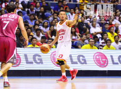 Barangay Ginebra showed they are ready for the PBA