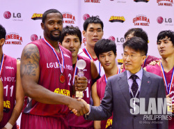LG Sakers vs Barangay Ginebra: A night of festivities and competition