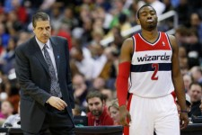 VIDEO: Wizards coach Randy Wittman struggles with whiteboard