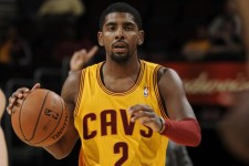 Irving out for the Cavaliers, Carroll in for the Hawks