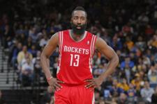 NBA admits there was a foul on James Harden's drive