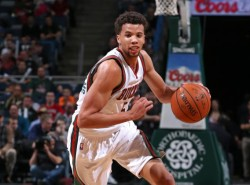 Michael Carter-Williams out-plays Derrick Rose, as Milwaukee Bucks beat Chicago Bulls anew