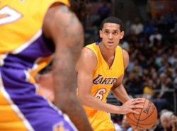 Lakers coach says Jordan Clarkson is sorta, kinda comparable to Russell Westbrook