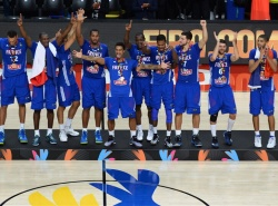 France finishes third in 2014 FIBA World Cup