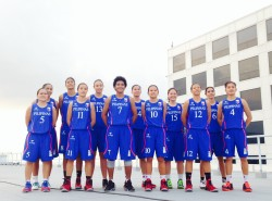 Perlas Pilipinas set to compete on October 27 for FIBA Asia