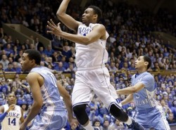 Duke's Parker still uncertain for the 2014 NBA Draft