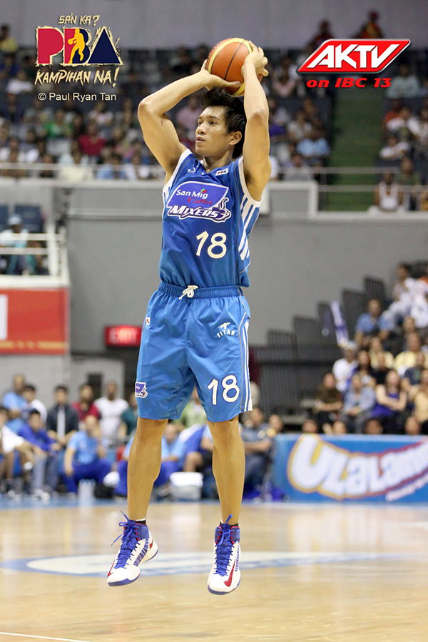 James Yap, San Mig Coffee