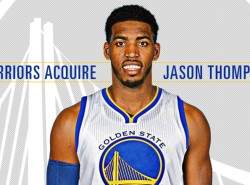 Golden State Warriors flip Gerald Wallace to the 76ers for Jason Thompson