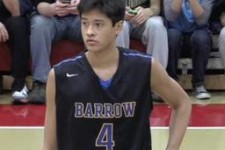 Team Halo-Halo big man is Alaska's Boys Basketball Player of the Year