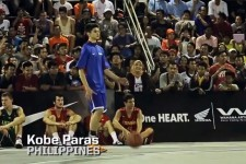 If this Kobe Paras video gets 2 million views, we'll get more Paras dunk footage