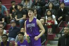 VIDEO: Kobe Paras in the 2015 Huntington Park tournament championship game