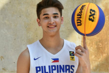 Kobe Paras gets buckets, but team finishes winless at adidas Nations Global camp