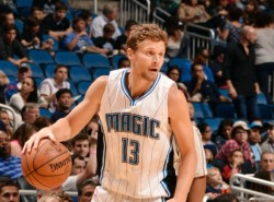 Traded again – Luke Ridnour moved for the fourth time this offseason