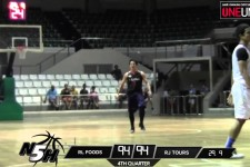 VIDEO: Gerald Anderson scores 36 points in league game