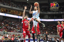 VIDEO: Justin Melton's failed dunk has gone viral