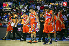 Comebacking Beermen Open CommCup vs. Meralco Bolts