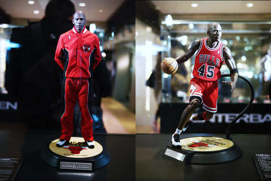 Enterbay releases the most lifelike Jordan figurine ever.