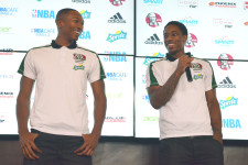 SLAM 1-on-1 with DeMar DeRozan and Wesley Johnson
