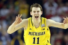 VIDEO: Nik Stauskas drains 15 straight threes in 46 seconds