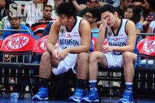 Falcons futility as NU holds Adamson to just 25 points