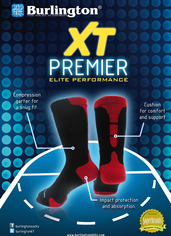 Burlington XT Premier: Premium Performance