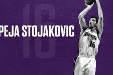 Sacramento Kings to retire Peja Stojakovic's number