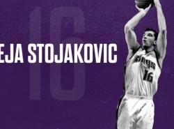 Sacramento Kings to retire Peja Stojakovic's number