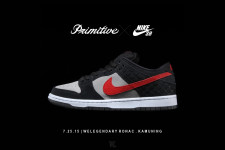 "weLegendary set to release the Nike Dunk Low SB ""Primitive"" and it comes with burgers"