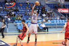 Big game from Prince Caperal leads Arellano to another win