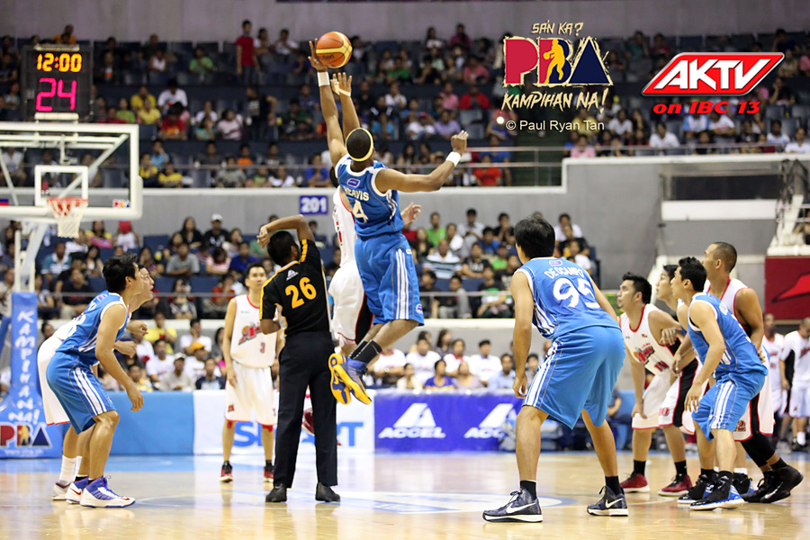 San Mig Coffee to Mess with Alaska's Perfect Record