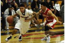 Sedrick Barefield is the Press Enterprise HS Boys Basketball Player of the Year