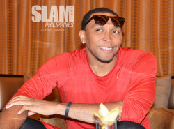 SLAM 1-on-1 with Shawn Marion