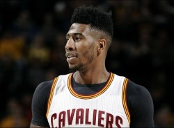 """VIDEO: Iman Shumpert has a rap for the Cavaliers called """"The Offs"""""""