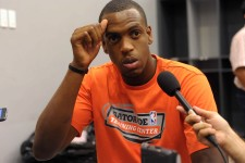 2015 NBA FIT Week: Khris Middleton on Greg Monroe, Jason Kidd and staying in Milwaukee