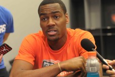 2015 NBA FIT Week: Alec Burks on returning from his shoulder injury, and the Jazz rising