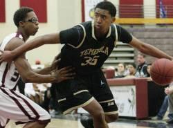 Two NCAA Division 1 schools eyeing Brandon Rosser