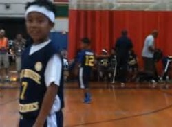 "VIDEO: 4th Grade sensation Rj Merluza is the ""Filipino Kyrie Irving"""