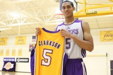 Meet Fil-Am Lakers rookie guard Jordan Clarkson