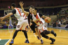 Tubid, San Miguel Beer, deliver Barako Bull's first loss