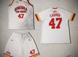 Ginebra set to unveil new Titan jersey kits against LG Sakers